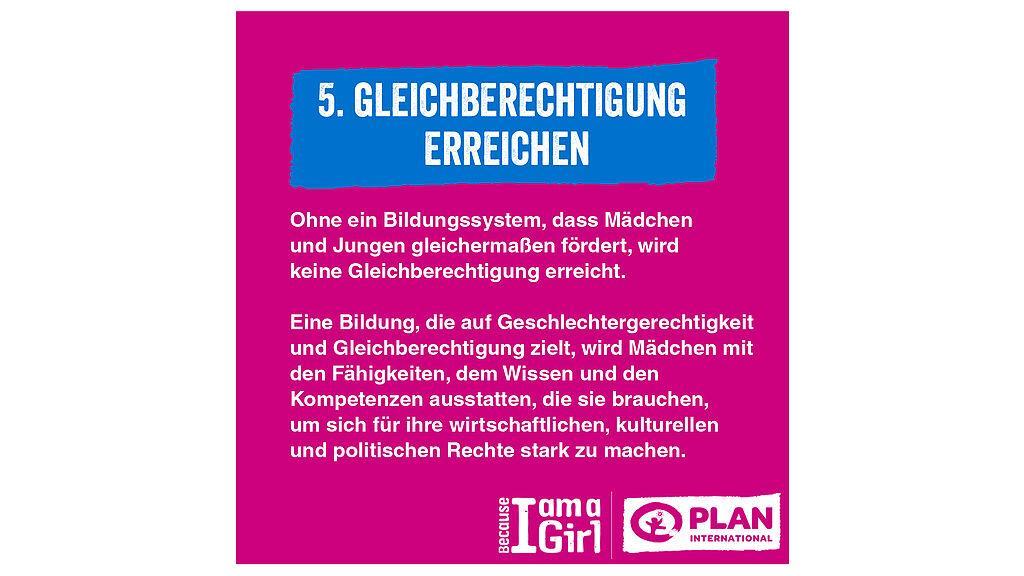 Plan International Deutschland E.V. Seriös
