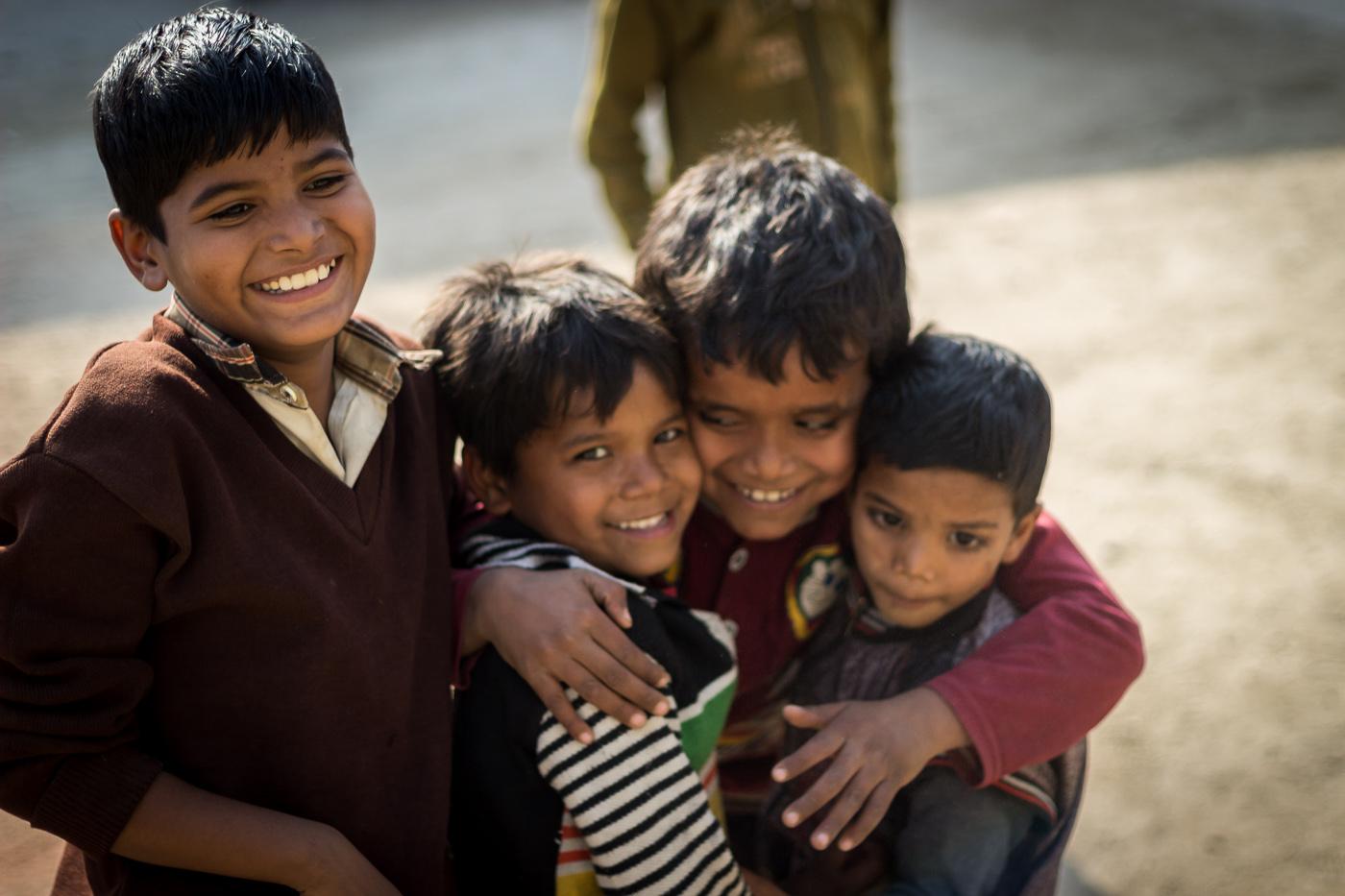 Die Testamentsgestaltung kann Kindern zu einer glücklichen und sicheren Zukunft verhelfen.