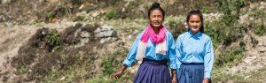 Die Stiftung Hilfe mit Plan unterstützt wirksame Bildungsprojekte in Nepal